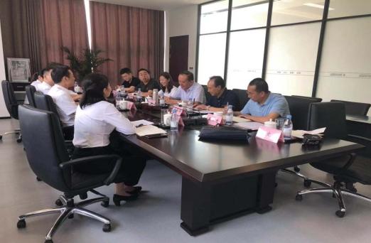 betway娱乐公共资源交易中心考察学习组在重庆市公共资源交易中心就开评标场所布设及智能化管理工作进行座谈